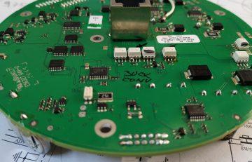 Reparatie camera Axis